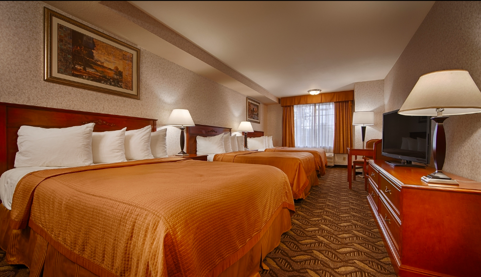 Best Western Airport Plaza Inn LAX Airport
