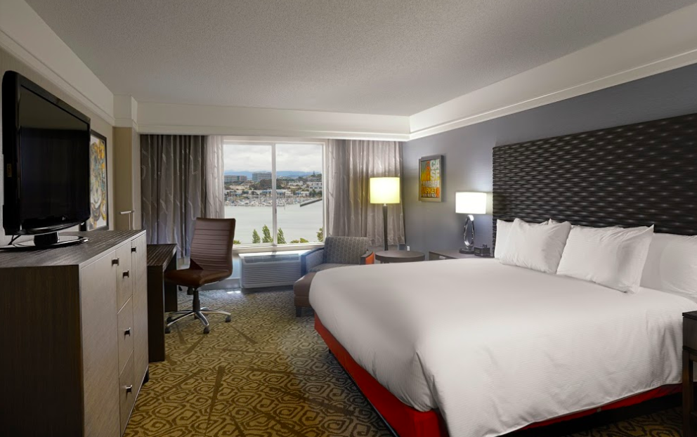 DoubleTree by Hilton Hotel San Francisco Airport North (Previously Radisson Hotel San Francisco Airport Bay Front)