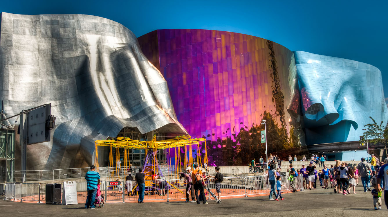 Museum of Pop Culture (formerly Experience Music Project or EMP)