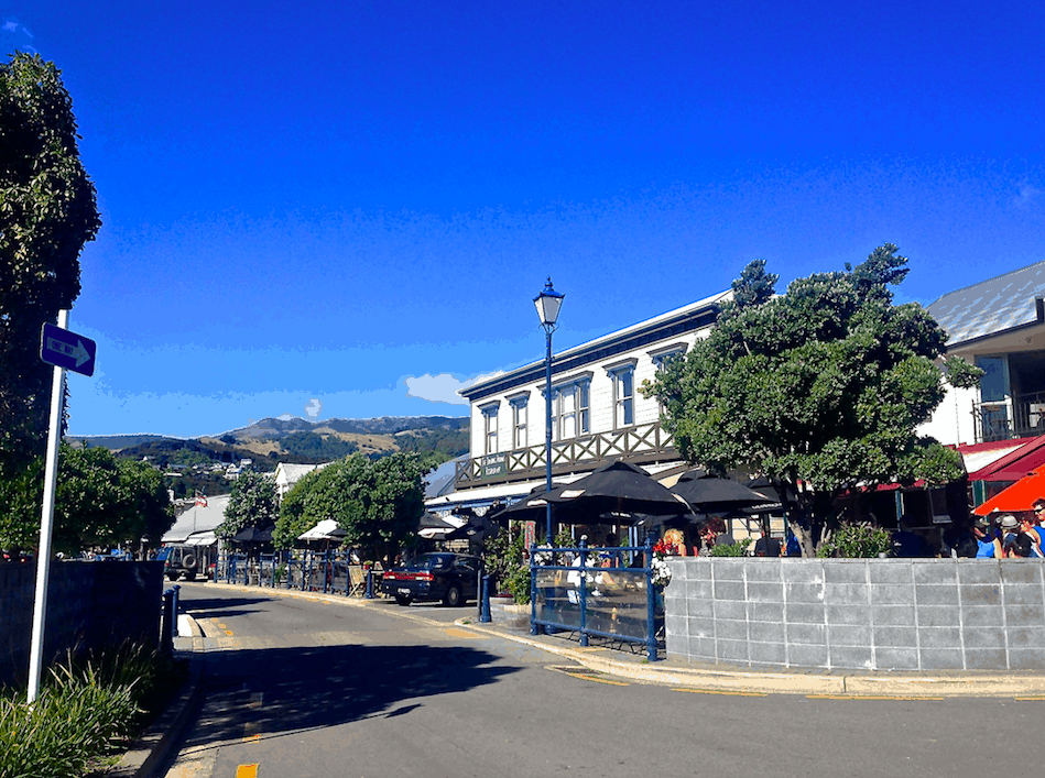 Christchurch Rebuild Tour: Akaroa to Christchurch