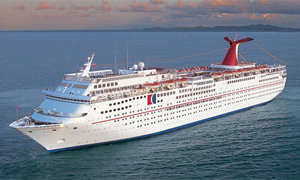 Carnival Cruises Departing Los Angeles to Mexico