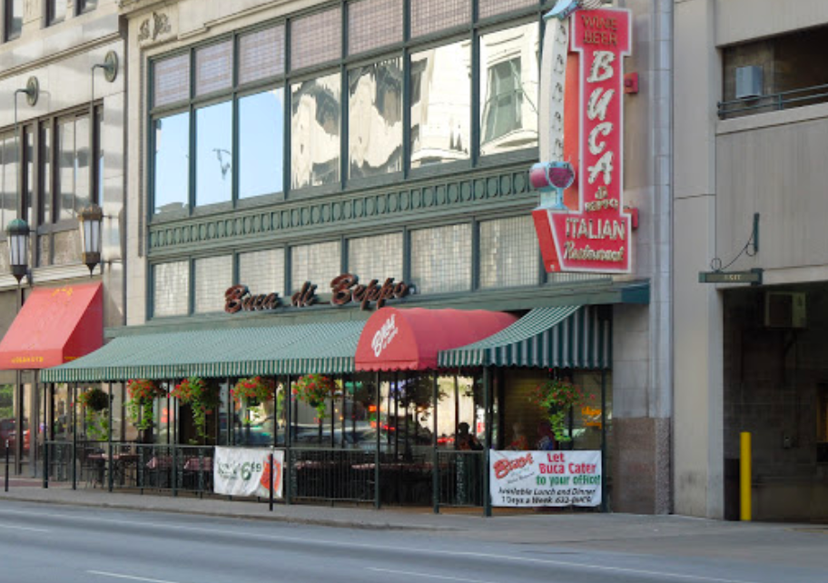 Buca di Beppo – Downtown Indianapolis
