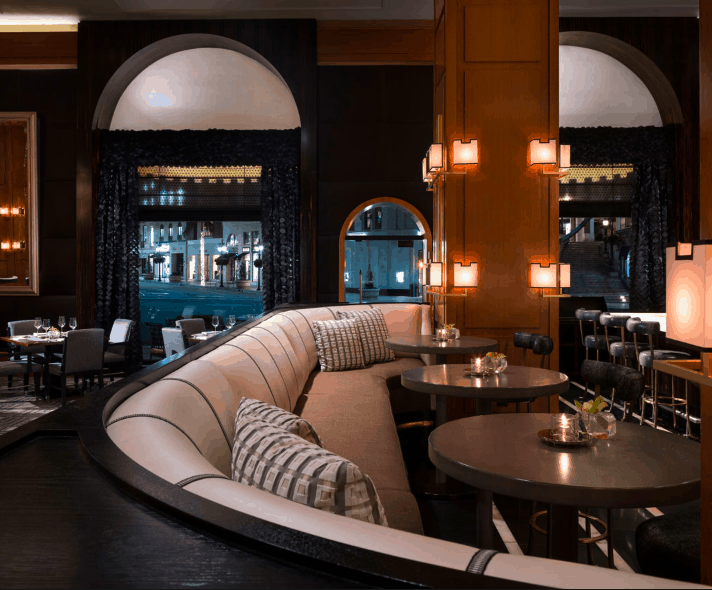 THE Blvd – Beverly Wilshire Hotel