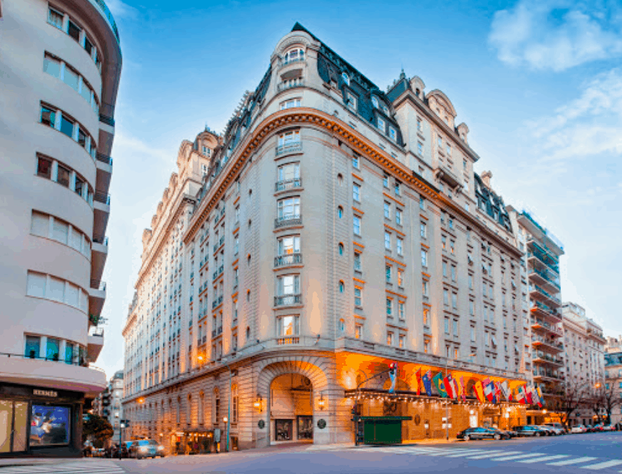 La Bourgogne (in Alvear Palace Hotel – Buenos Aires, Argentina)