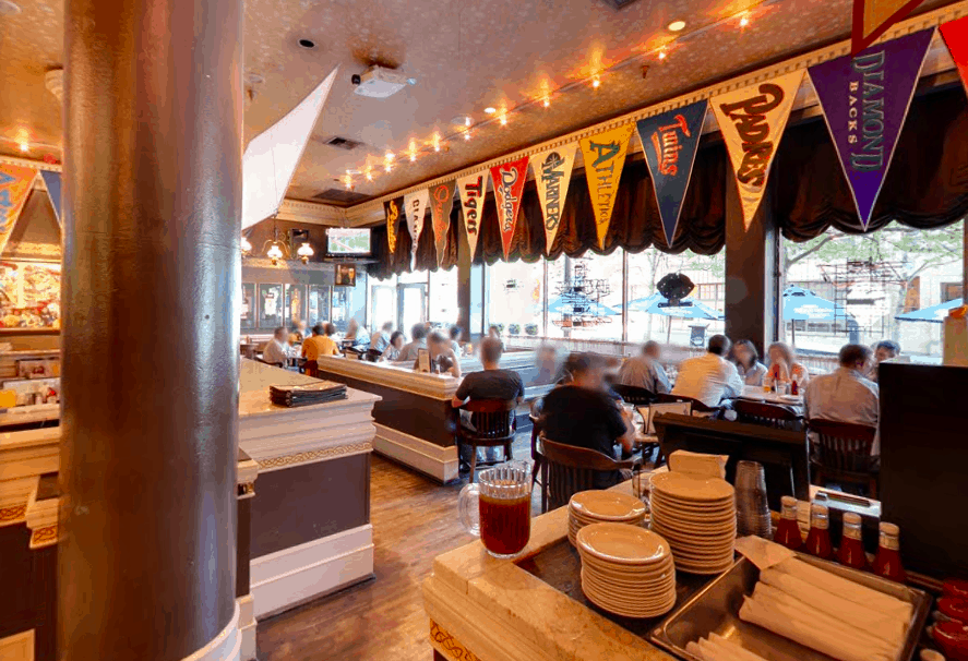 F.X. McRory's Steak Chop & Oyster House (CLOSED)