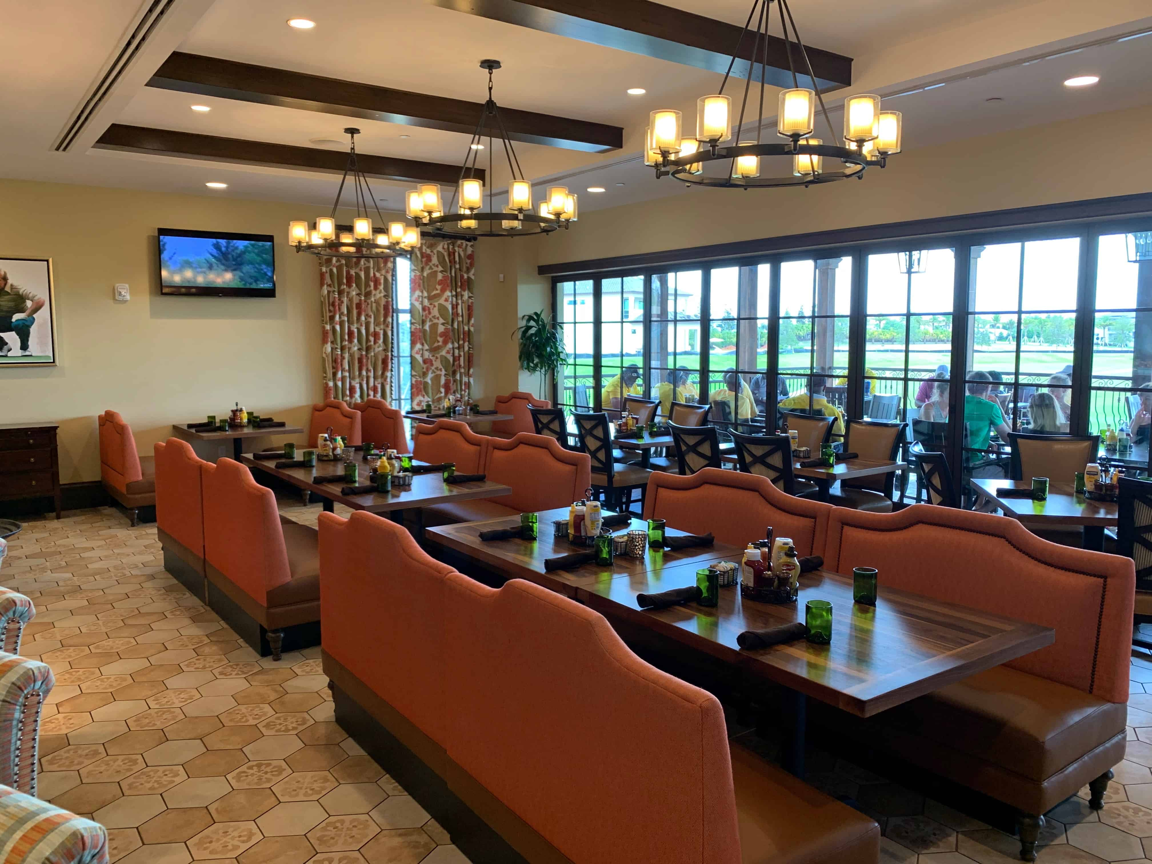 Traditions Restaurant at Reunion Resort
